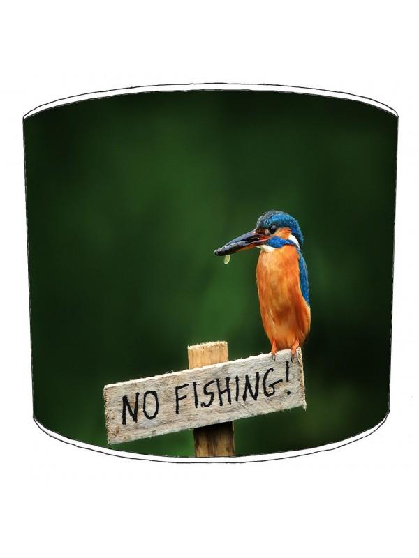 kingfisher lampshade 17