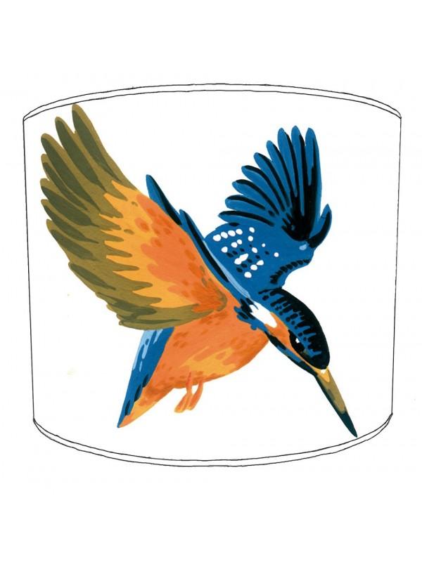 kingfisher lampshade 18