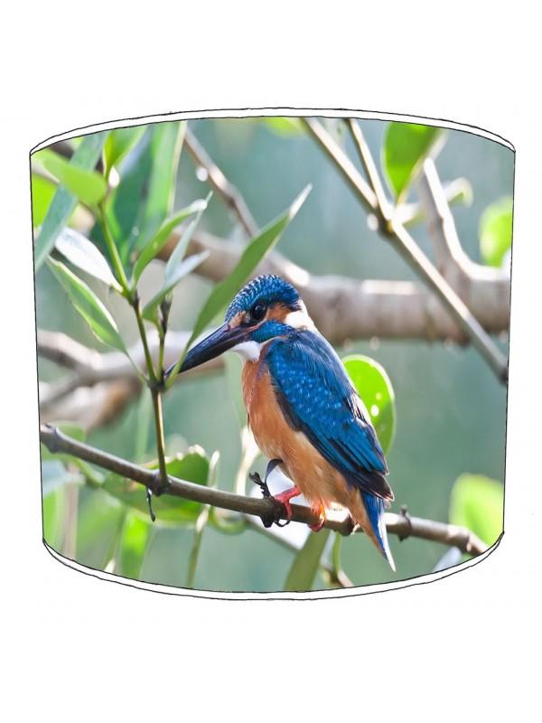 kingfisher lampshade 19