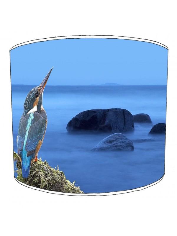 kingfisher lampshade 2