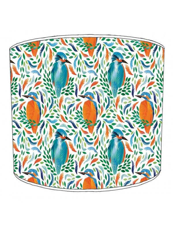 kingfisher lampshade 20