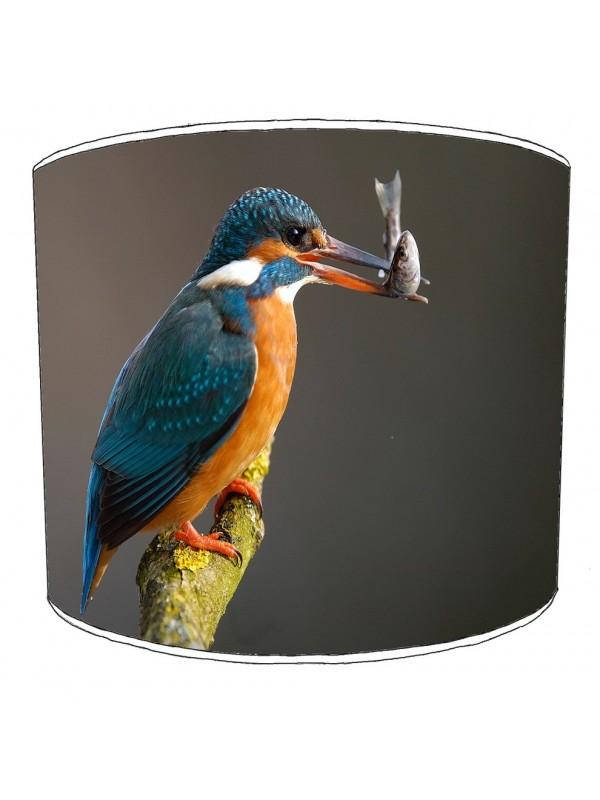 kingfisher lampshade 21