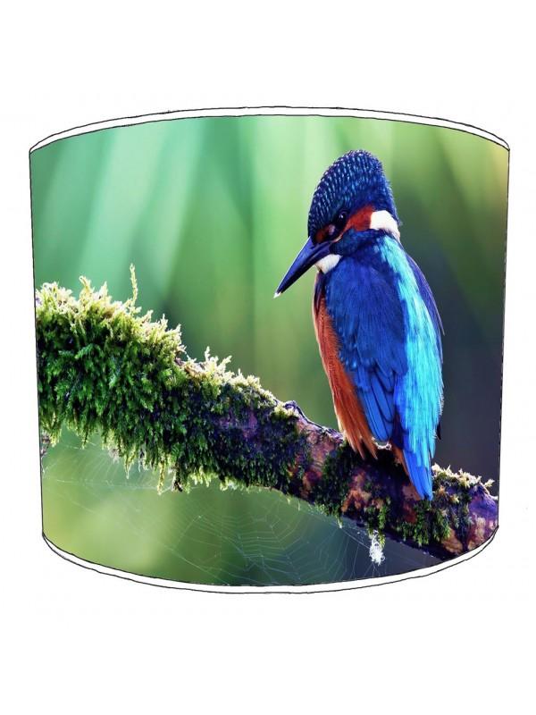 kingfisher lampshade 24