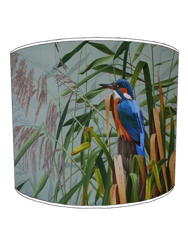 kingfisher lampshade 4