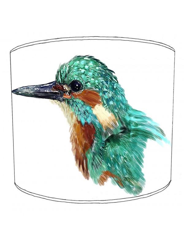 kingfisher lampshade 5