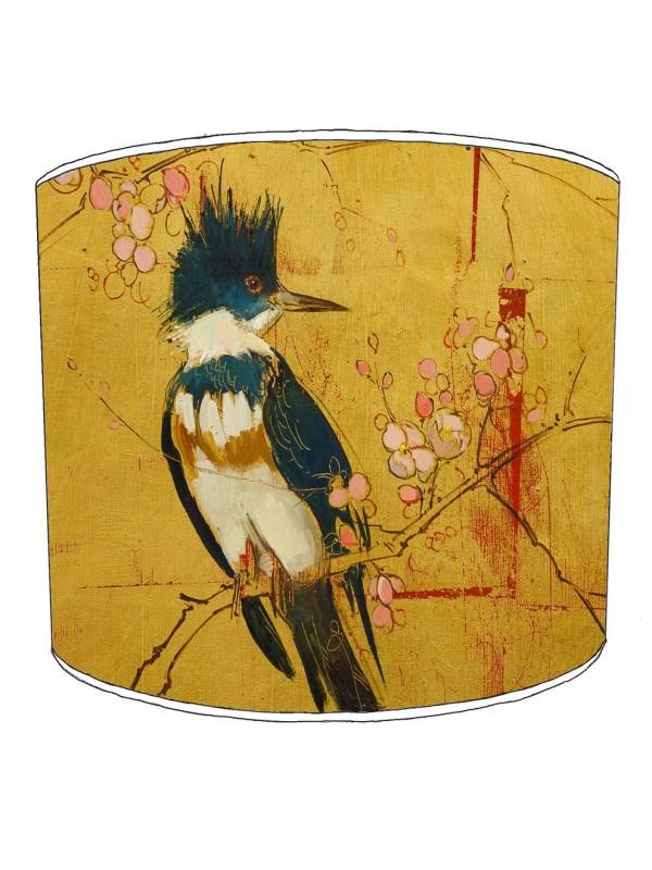 kingfisher lampshade 6