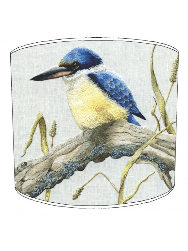 kingfisher lampshade 8