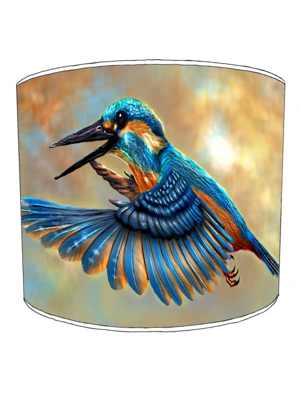kingfisher lampshade 9