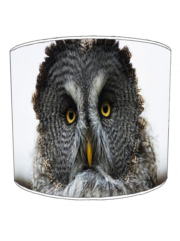 owls lampshade 12
