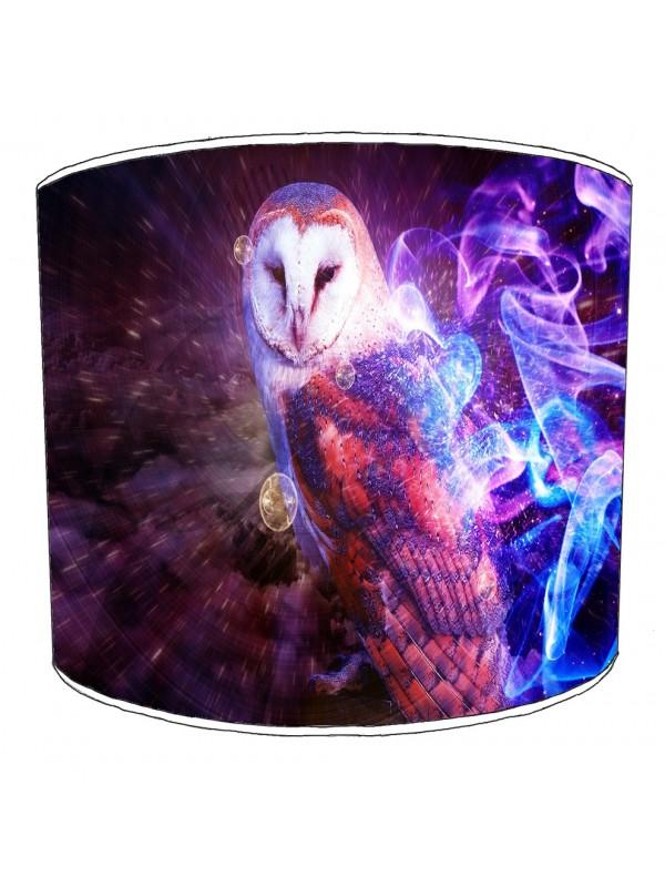 owls lampshade 16