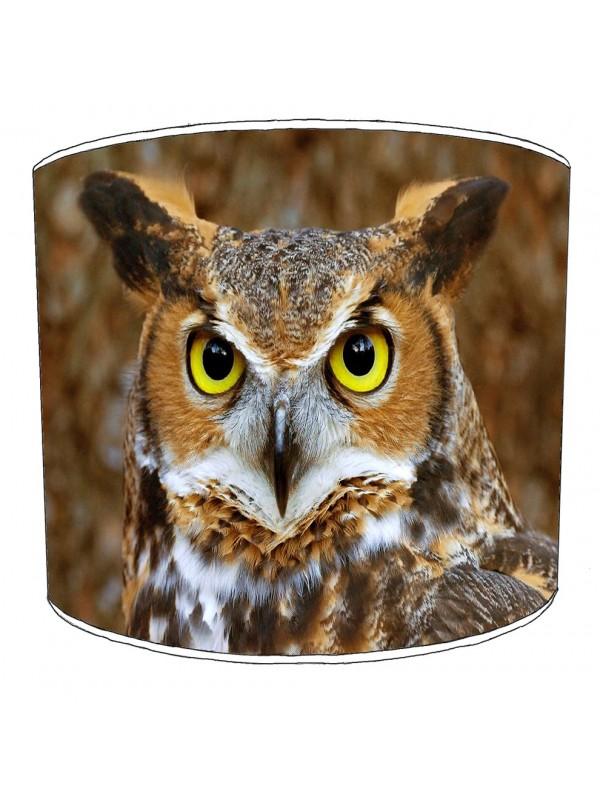 owls lampshade 17