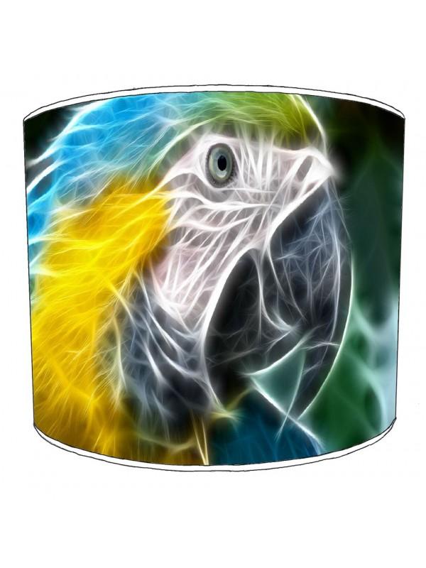 parrot bird lampshade 1