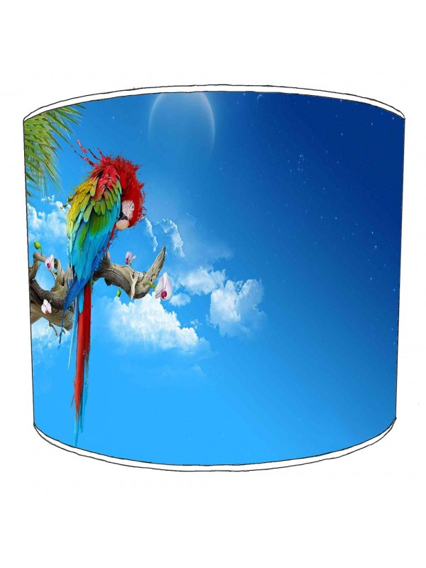 parrot bird lampshade 12