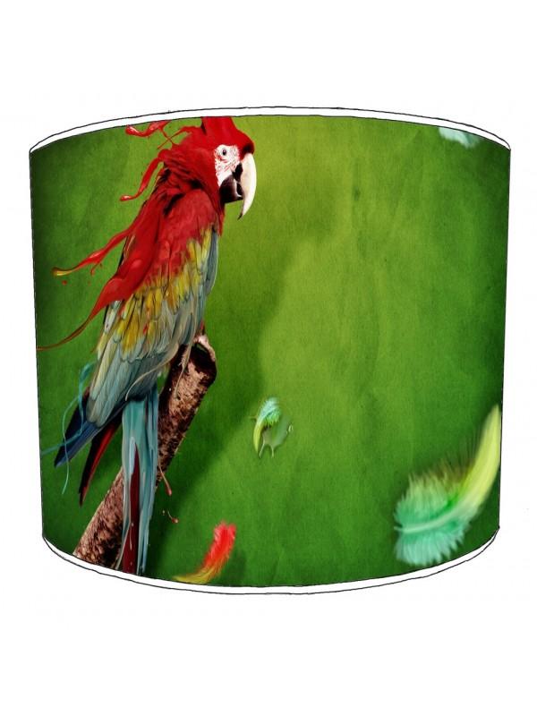 parrot bird lampshade 13