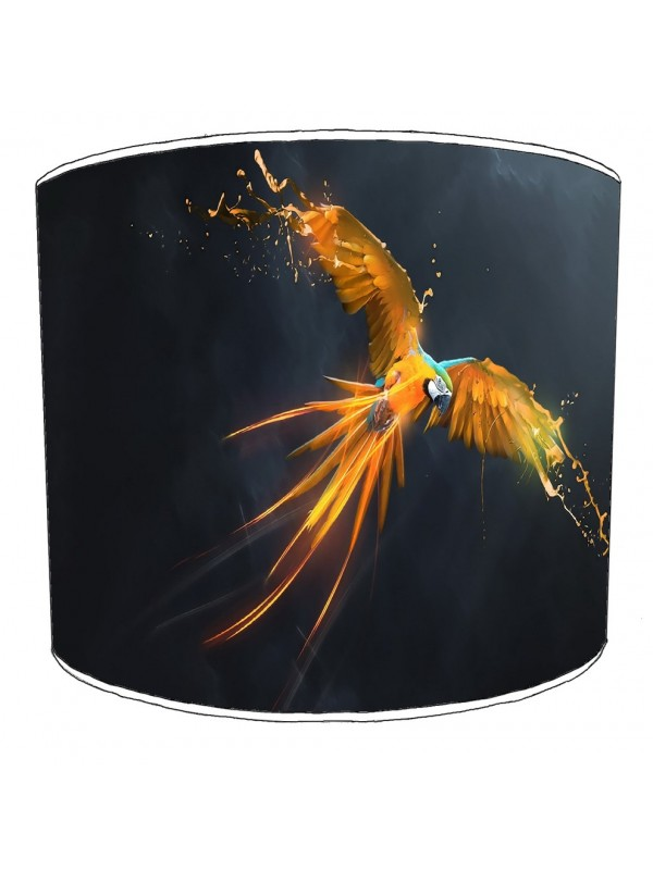 parrot bird lampshade 15