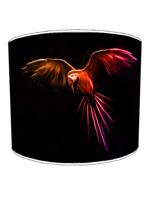 parrot bird lampshade 16