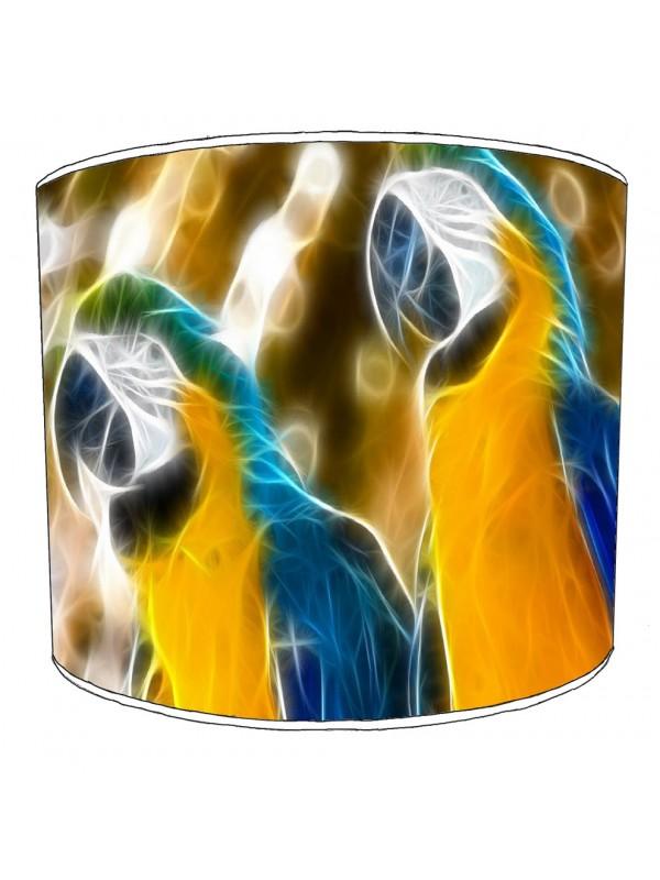 parrot bird lampshade 17
