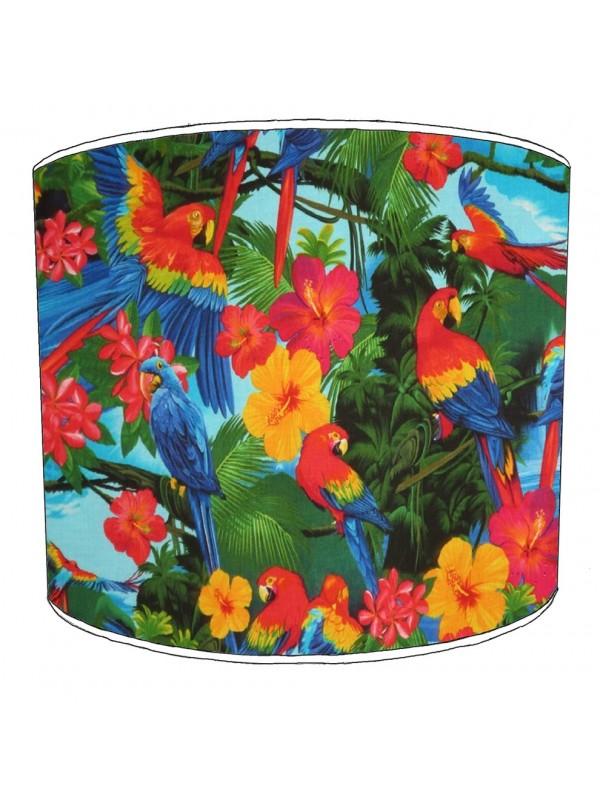 parrot bird lampshade 19