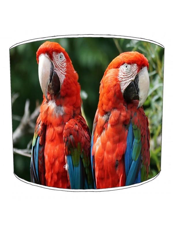 parrot bird lampshade 23