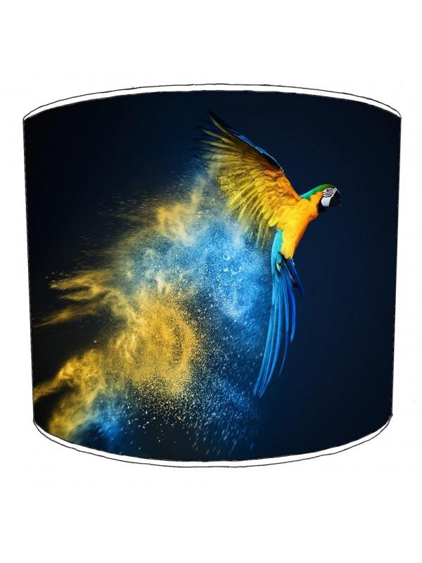 parrot bird lampshade 3