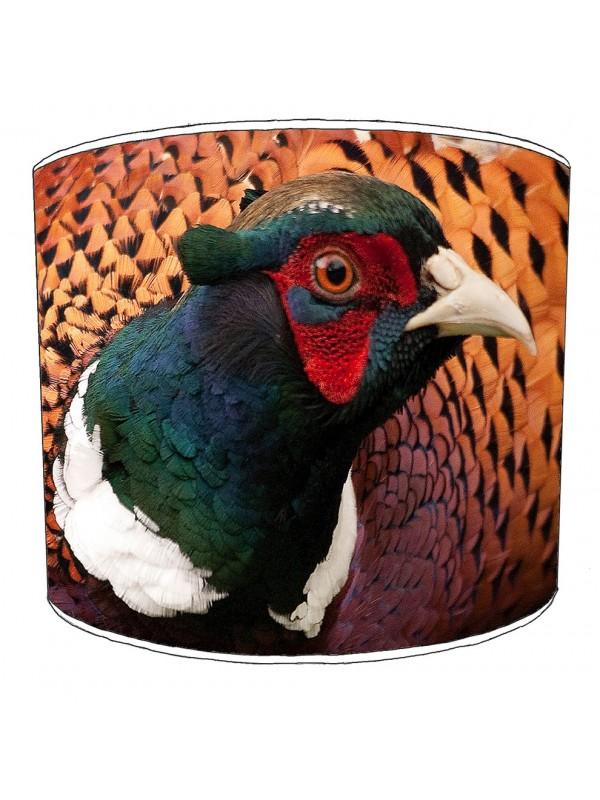 pheasant lampshade 16