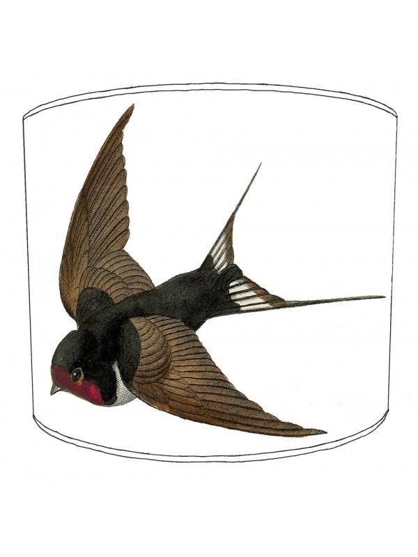 swallows lampshade 14