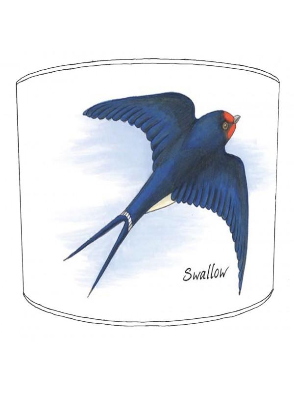 swallows lampshade 16