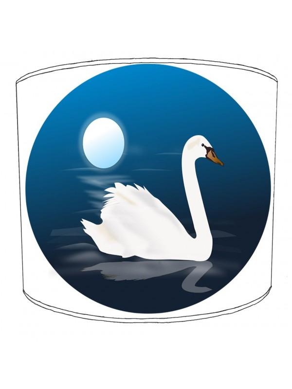 swan lampshade 10