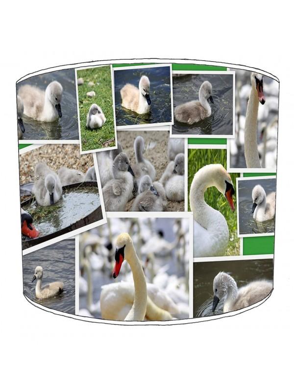 swan lampshade 11