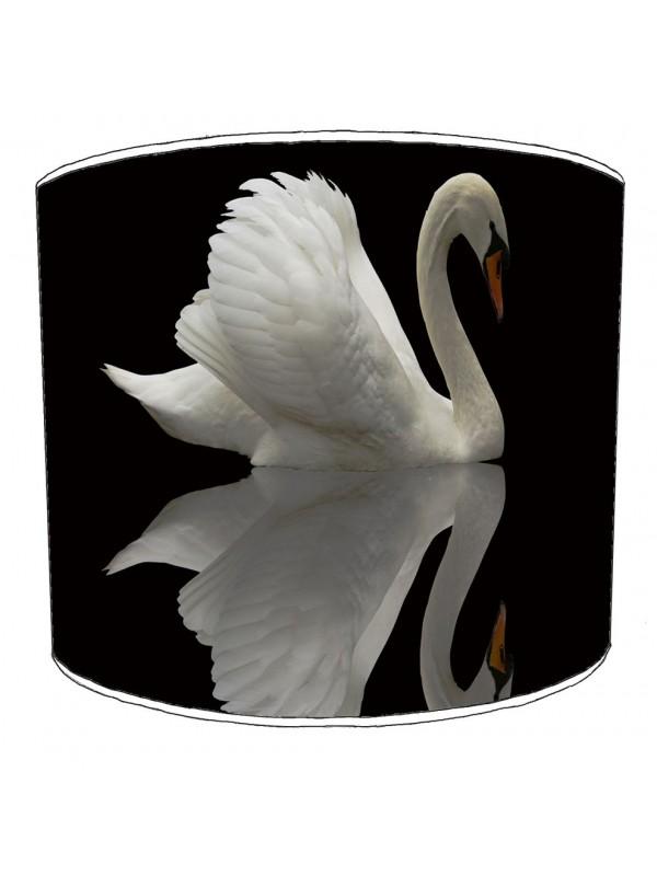 swan lampshade 12