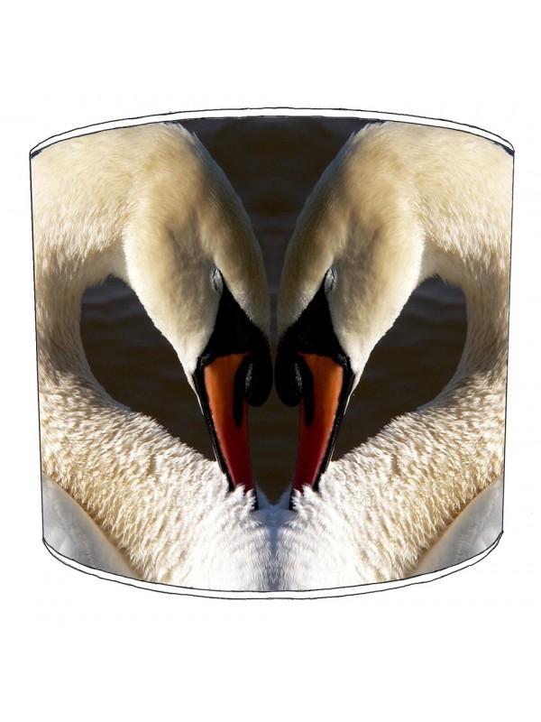 swan lampshade 15