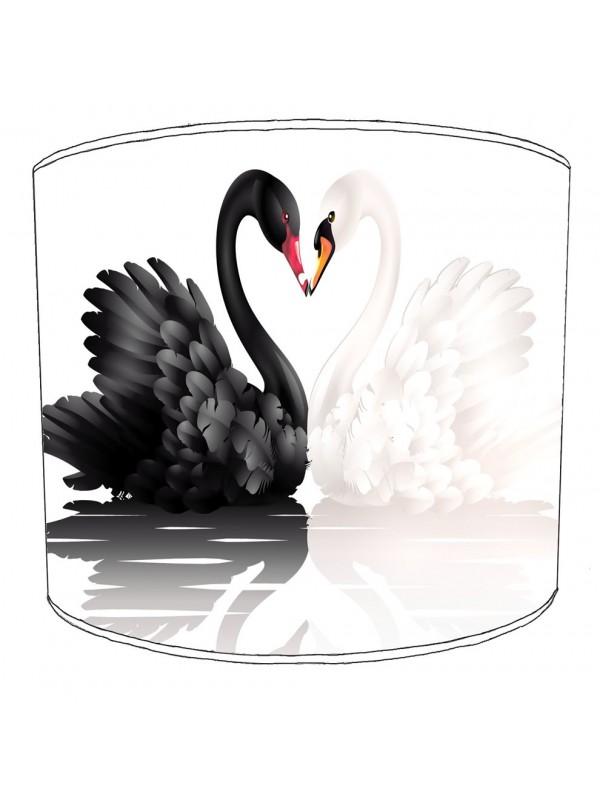 swan lampshade 16