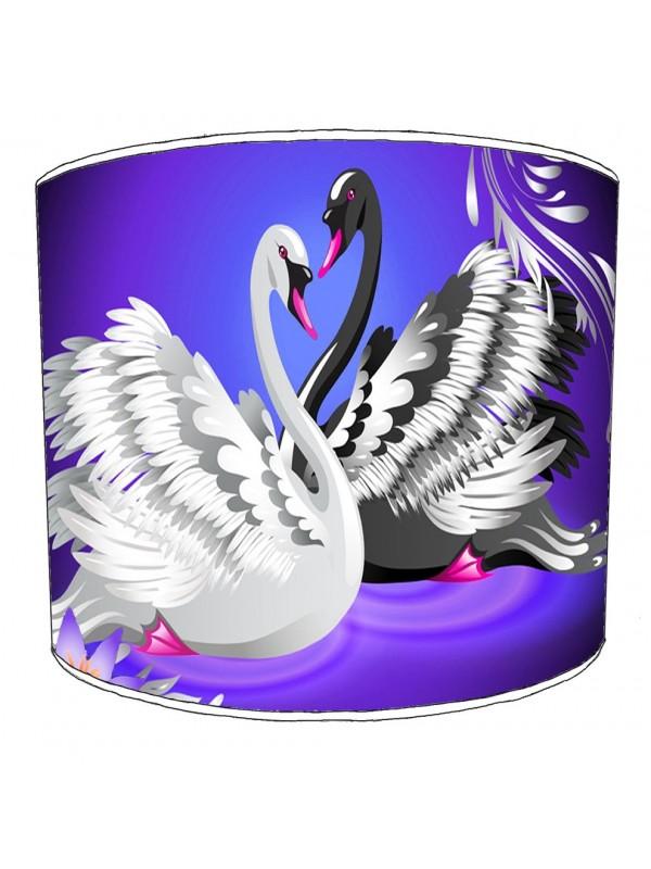 swan lampshade 5