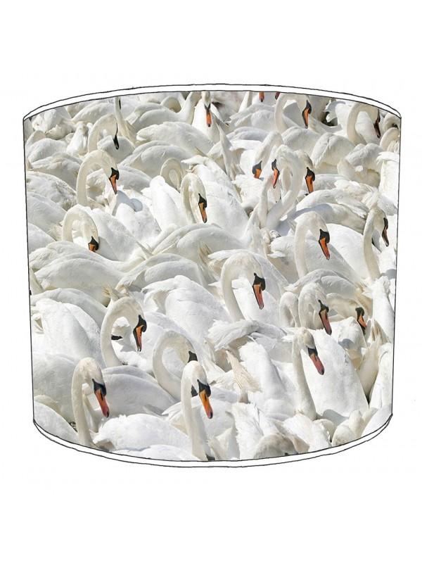 swan lampshade 6