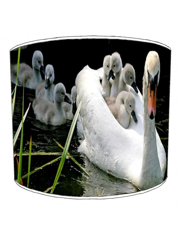 swan lampshade 8