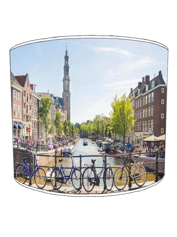 city of amsterdam lampshade 3