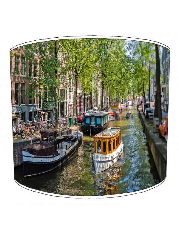 city of amsterdam lampshade 5