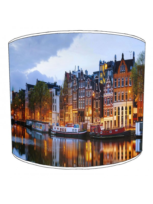 city of amsterdam lampshade 7
