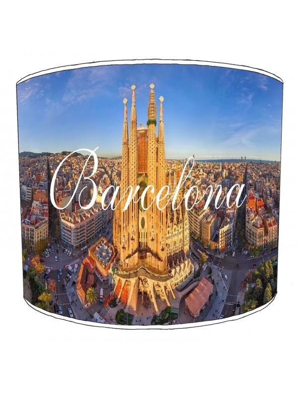 city of barcelona lampshade 9
