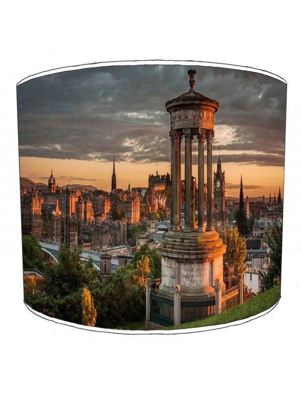 city of edinburgh lampshade 1