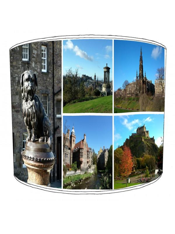 city of edinburgh lampshade 2