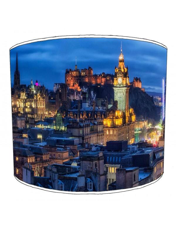 city of edinburgh lampshade 3