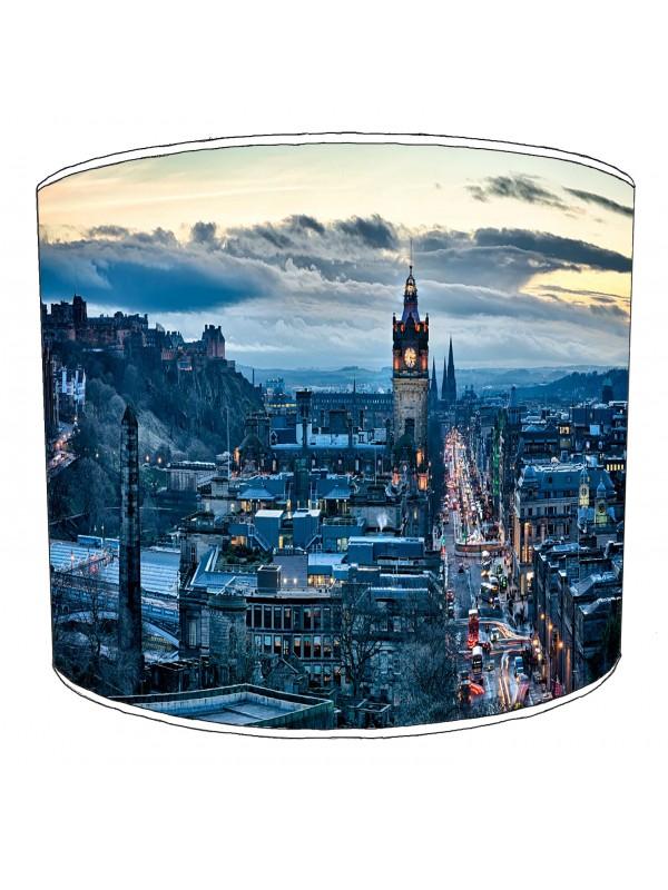 city of edinburgh lampshade 4
