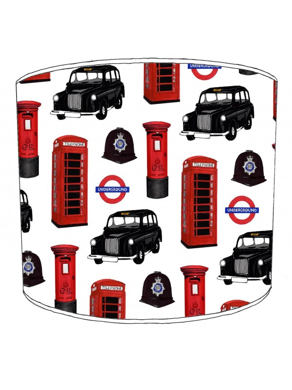 city of london lampshade 11