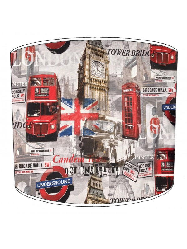 city of london lampshade 4