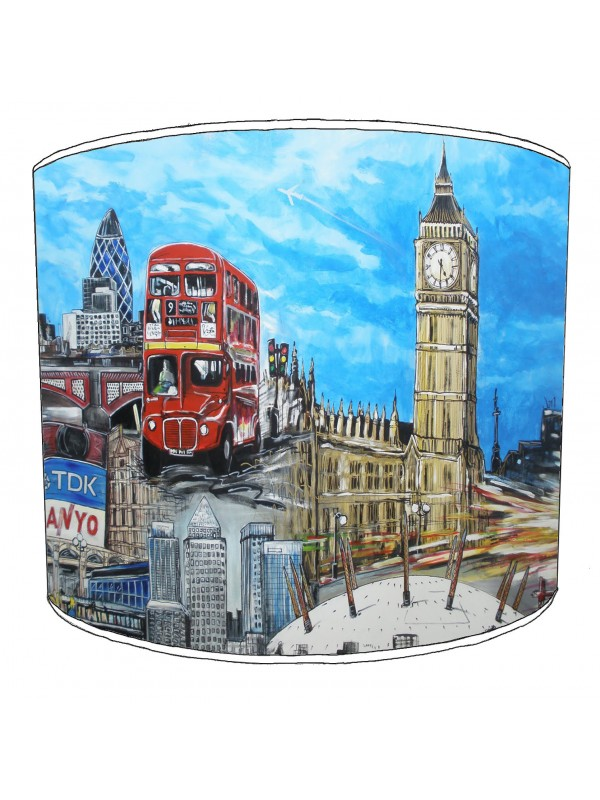 city of london lampshade 5