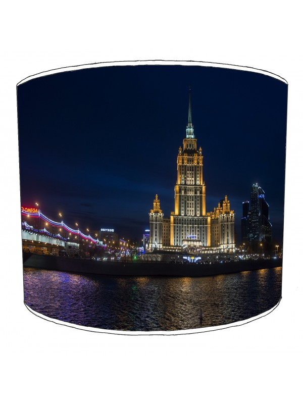 city of moscow lampshade 1