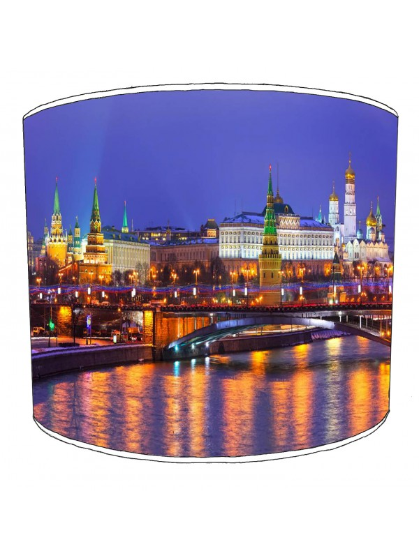 city of moscow lampshade 2