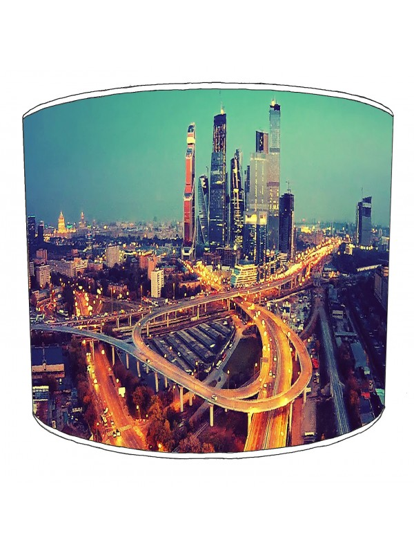 city of moscow lampshade 5