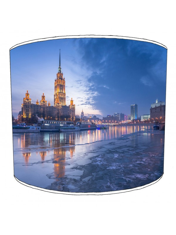 city of moscow lampshade 7